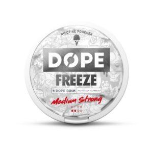 Dope freeze nikotiininuuska