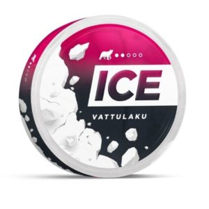 ICE - Vattulaku nikotiinipussi