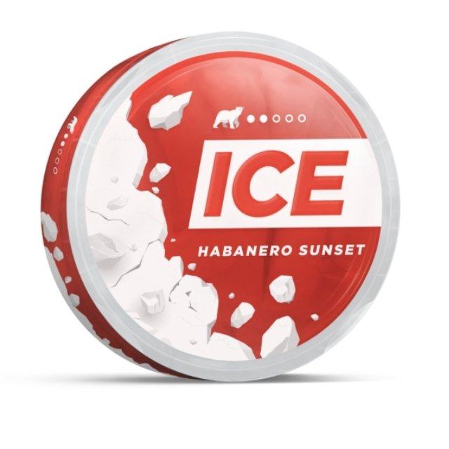 ICE habanero sunset nikotiininuuska