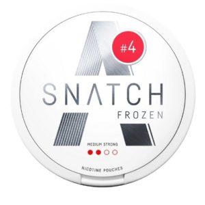 snatch frozen nikotiinipussi