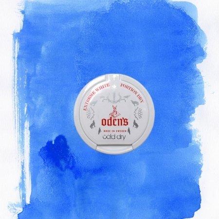 Odens cold dry on legendaarinen nuuska joka nykyään jää kakkoseksi Snatch frozenille.