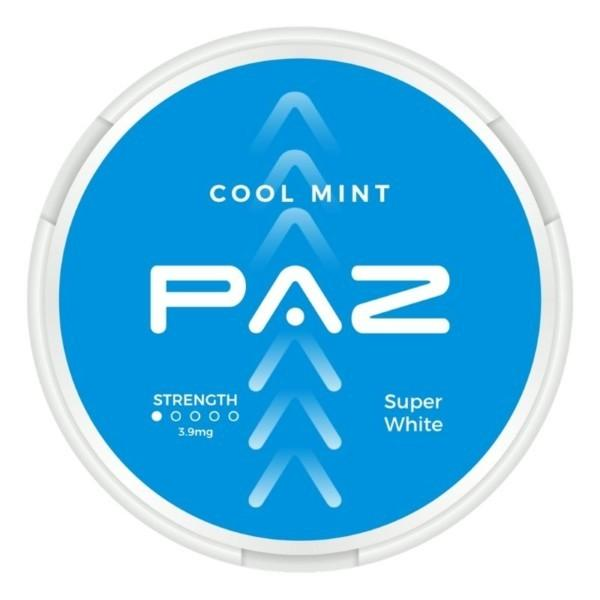 Nikotiininuuska paz cool mint