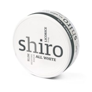 Shiro nikotiininuuska