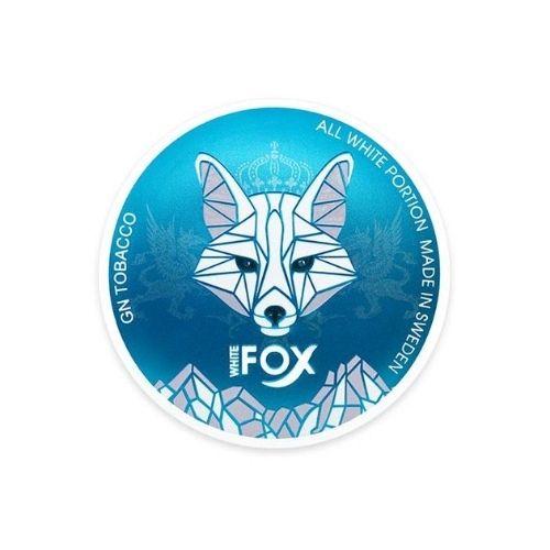 White fox nikotiininuuskaa ei ole mahdollista tilata suomeen.