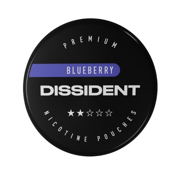 Dissident - Blueberry nikotiinipussi