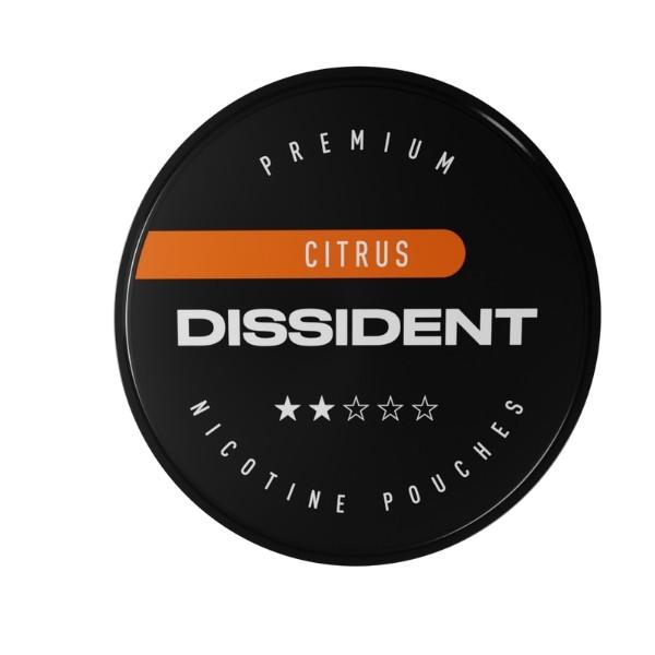 Dissident - Citrus nikotiinipussi